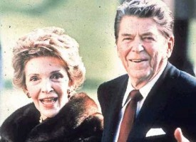 Fallece exprimera dama Nancy Reagan