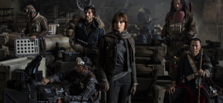 Sale el primer trailer de Rogue One de Star Wars con Diego Luna