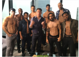 Channing Tatum llevará 'Magic Mike' a Las Vegas