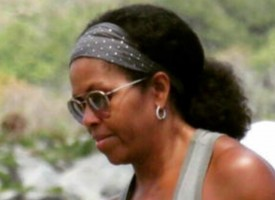 Foto de Michelle Obama al natural causa furor en las redes