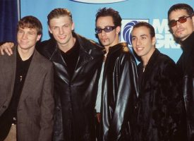Integrante de Backstreet Boys es acusado abuso sexual