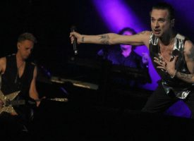 Depeche Mode cimbra el Foro Sol con su Global Spirit Tour