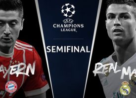 Real Madrid Vs. Bayern en Semis de Champions; Liverpool vs. Roma