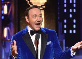 Video prueba ataque sexual de Kevin Spacey