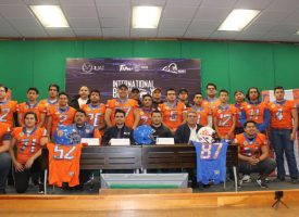 Listo Tamaulipas para el International Bowl
