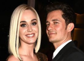 Katy Perry se compromete con Orlando Bloom