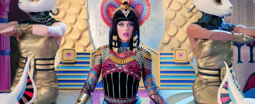 Katy Perry, culpable de plagio por 'Dark Horse'