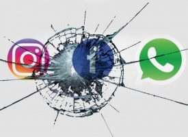 Fallan Facebook, WhatsApp e Instagram