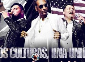 Snoop Dogg y Banda MS confirman concierto en conjunto